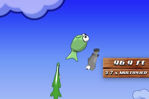 Screenshot Boomer's Sky Fishing