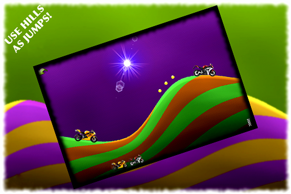 Screenshot MotoCross+